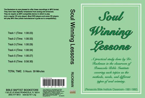 Soulwinning Lessons - MP3