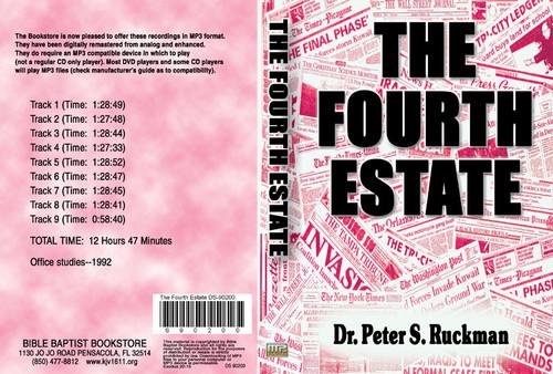 The Fourth Estate - MP3