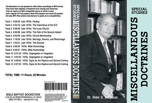 Miscellaneous Doctrines - MP3