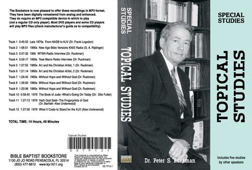 Topical Studies - MP3