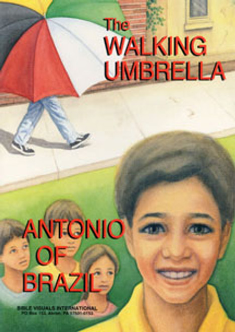 The Walking Umbrella/Antonio of Brazil - Flashcards