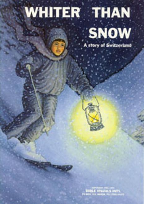 Whiter Than Snow - Flashcards