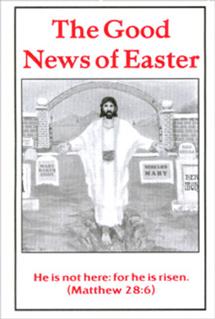 The Good News of Easter - Tract