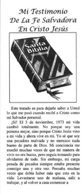 Spanish: Personal Testimony of Karin McGuire - Tract