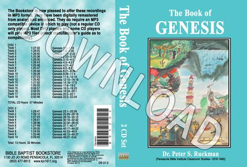Genesis - Downloadable MP3