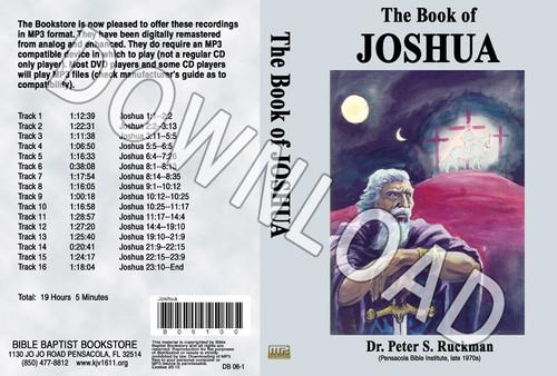 Joshua - Downloadable MP3