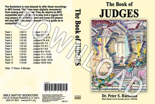 Judges - Downloadable MP3