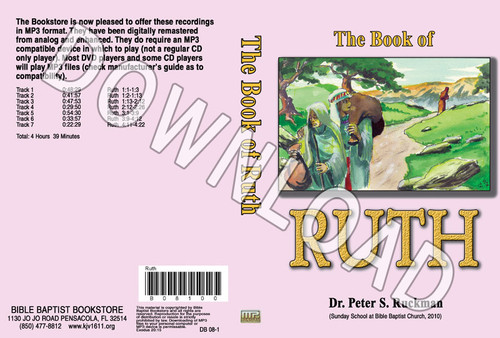Ruth - Downloadable MP3