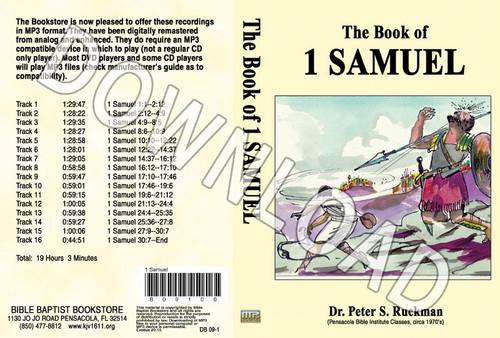 1 Samuel - Downloadable MP3