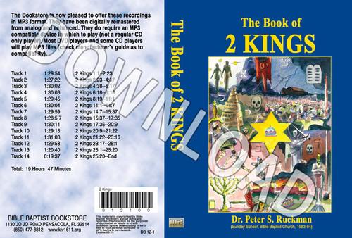 2 Kings - Downloadable MP3