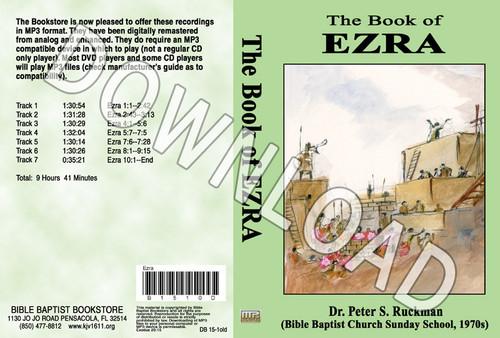 Ezra (1980s) - Downloadable MP3