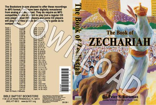 Zechariah - Downloadable MP3