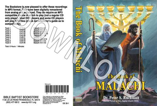 Malachi - Downloadable MP3
