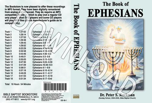Ephesians - Downloadable MP3