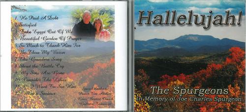 Hallelujah! - Spurgeon CD