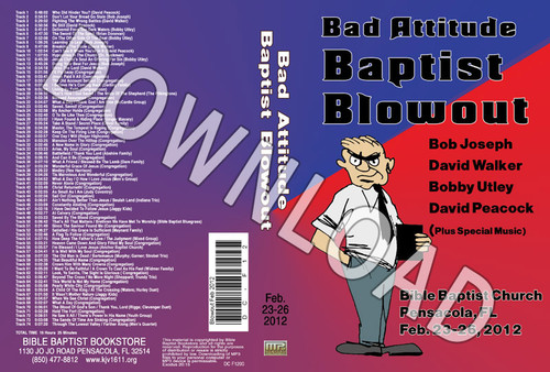February 2012 Blowout Sermons & Music - Downloadable MP3