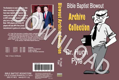 Hugh Pyle: Bible Baptist Blowout Archive - Downloadable MP3