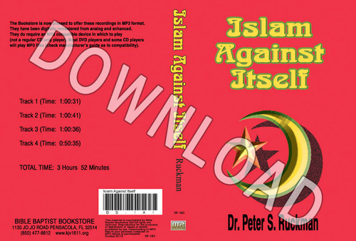 Islam Against Itself - Downloadable MP3