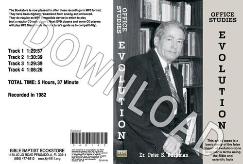 Evolution - Downloadable MP3