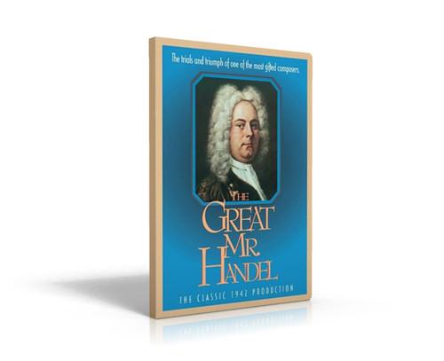 The Great Mr. Handel - DVD
