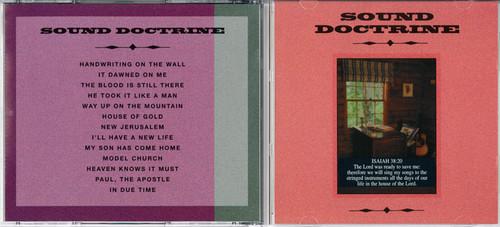 Sound Doctrine - Sound Doctrine CD