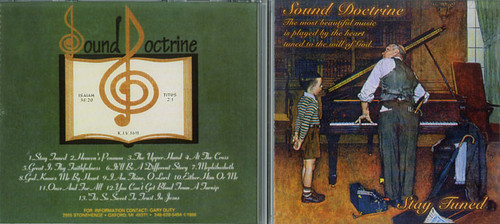 Stay Tuned - Sound Doctrine CD