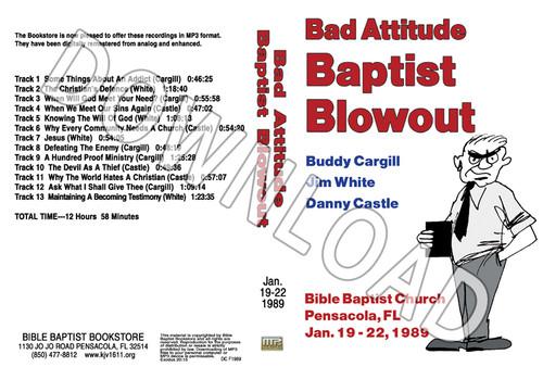 1989 January Blowout Sermons - Downloadable MP3