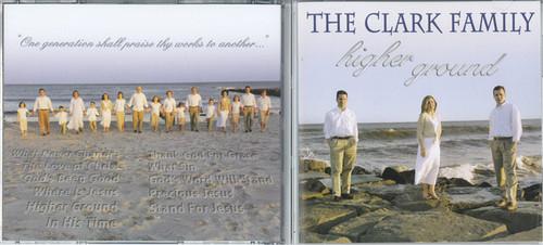 Higher Ground - The Clark Family CD