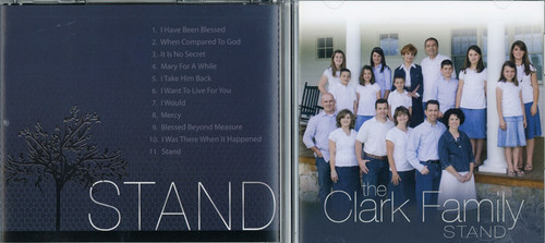 Stand - The Clark Family CD