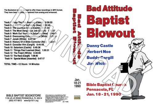 1990 January Blowout Sermons & Music - Downloadable MP3