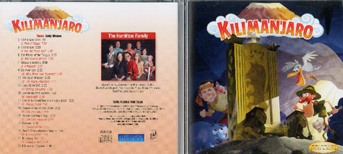 Kilimanjaro - Patch the Pirate CD