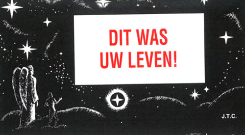 Dutch: This Was Your Life - Tract