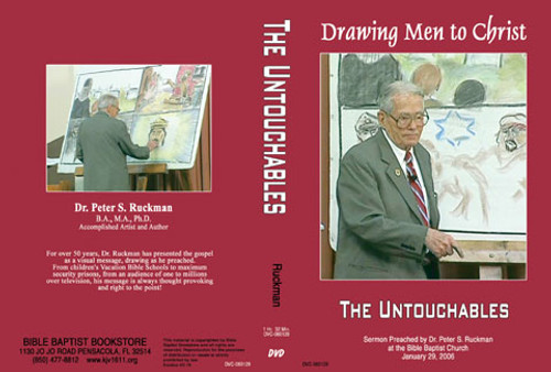 The Untouchables - DVD