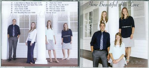 How Beautiful His Love - The Darlings CD