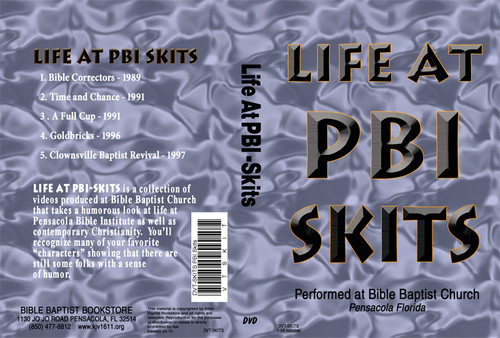 Life At PBI Skits - DVD