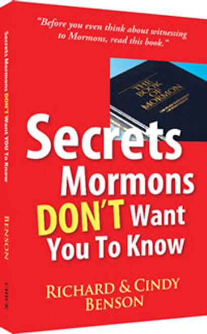 Secrets Mormons DON'T Want You To Know