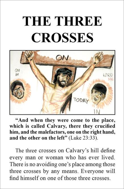 The Three Crosses - Tract