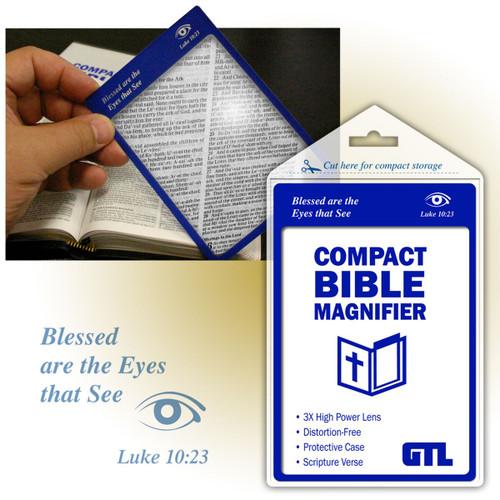 Compact Bible Magnifier