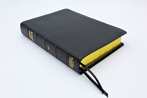 Bible Baptist Bookstore: Wide-Margin Ruckman Reference Bible (other options available)