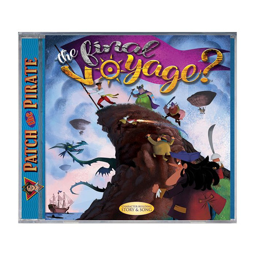 The Final Voyage  - Patch the Pirate CD