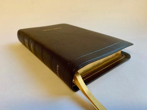 Allan Oxford Bible: Brevier Clarendon Edition Bible #7C BR (Brown)