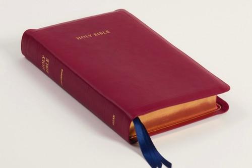 Allan Oxford Bible: Longprimer Sovereign Bible #62R (Red)