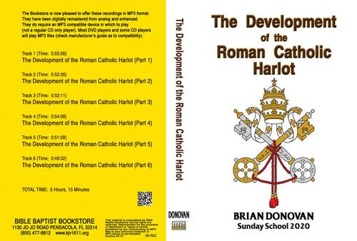 Brian Donovan: The Development of the Roman Catholic Harlot - MP3