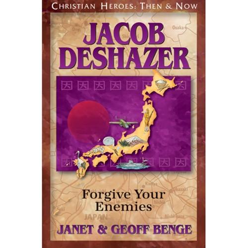 Jacob Deschanzer: Forgive Your Enemies