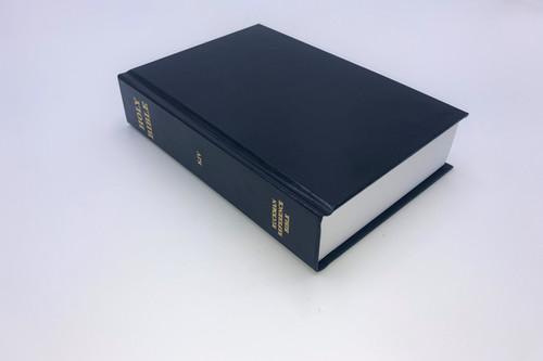 Bible Baptist Bookstore: Handsize Hardcover Ruckman Reference Bible