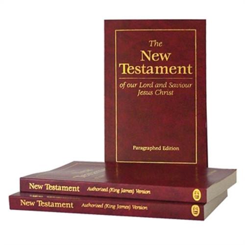 Trinitarian Bible Society: New Testament