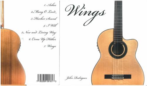 Wings  - John Rodriguez