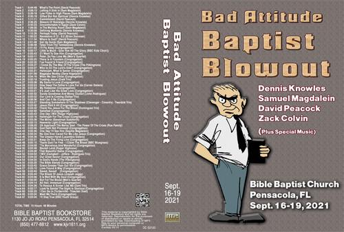 September 2021 Blowout MP3 Sermons & Music