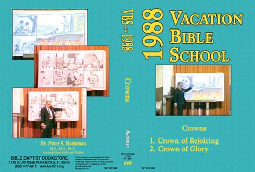 Crowns - 1988 VBS - DVD