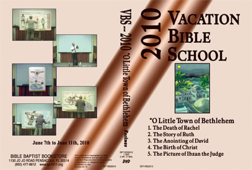 O Little Town of Bethlehem - 2010 VBS - DVD